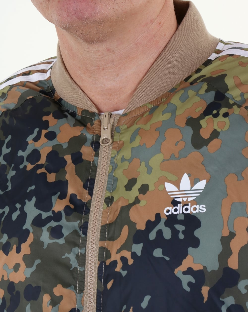 adidas Originals Jacket HU Hiking SST Winter Pharrell Hemp