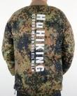 Adidas Originals Pharrell Williams Hu Hiking SST Winter Jacket Camo