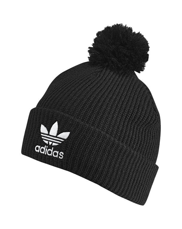 Adidas Originals Pom Pom Beanie Black