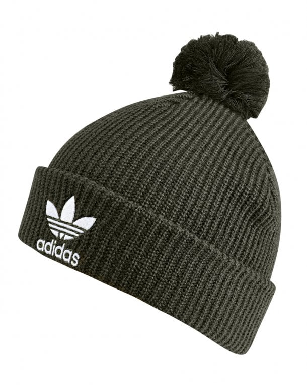 Adidas Originals Pom Pom Beanie Night Cargo 03ac4fa0804