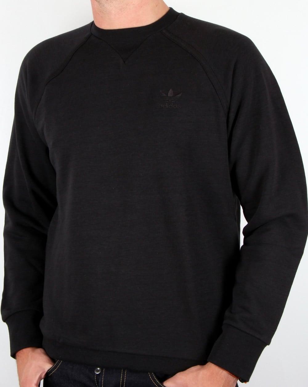 c31ba343a6e adidas Originals Adidas Originals Premium Sweatshirt Black