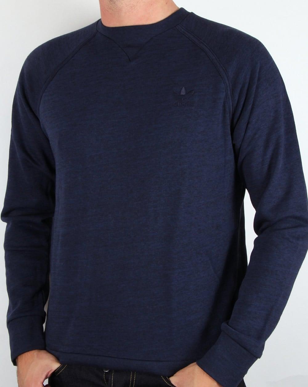 15ed673924b8df adidas Originals Adidas Originals Premium Sweatshirt Legend Ink