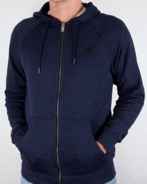 Adidas Originals Premium Zipped Hoody Legend Ink