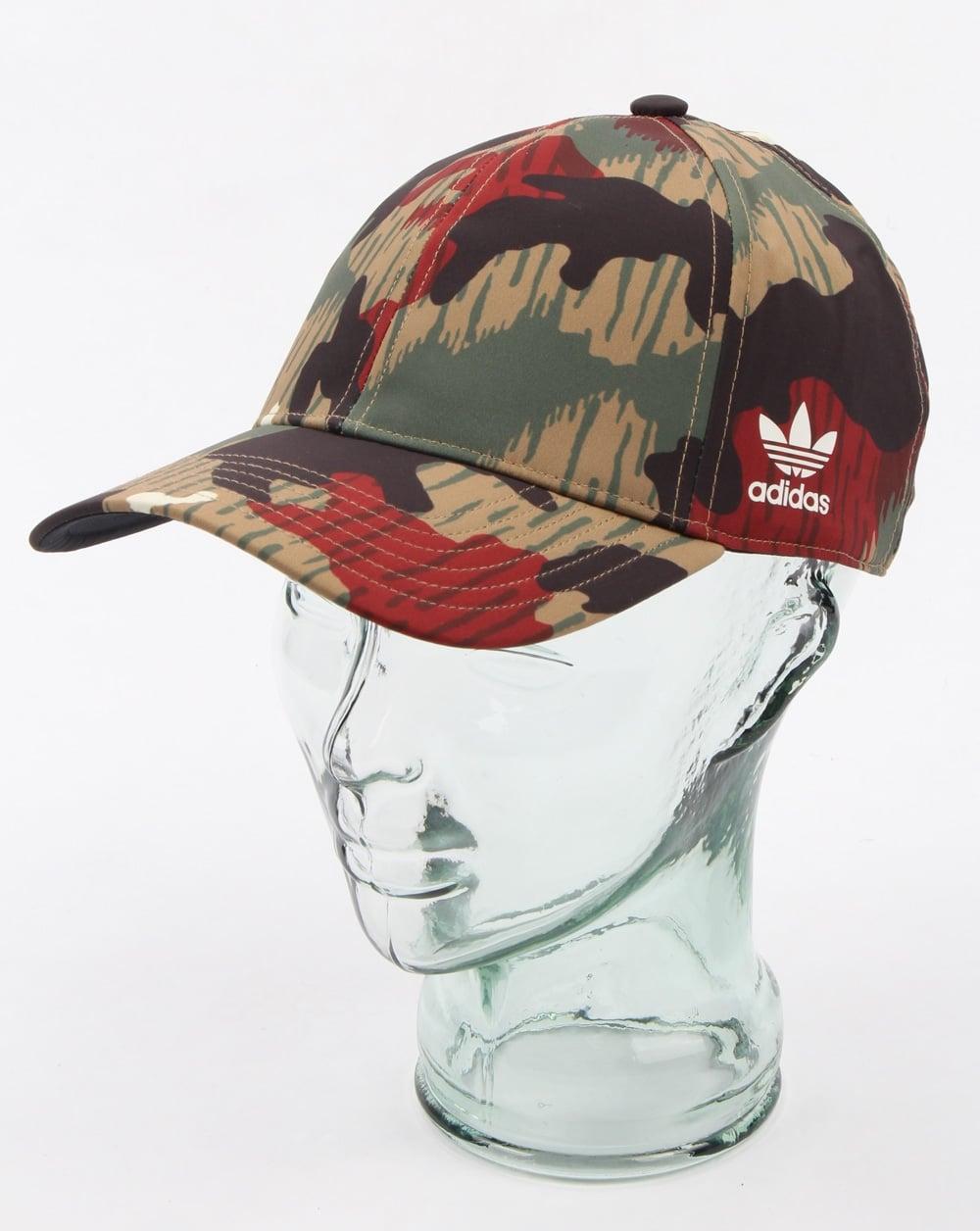 adidas Originals Adidas Originals Pw Hu Classic Cap Camo 9819465bc299