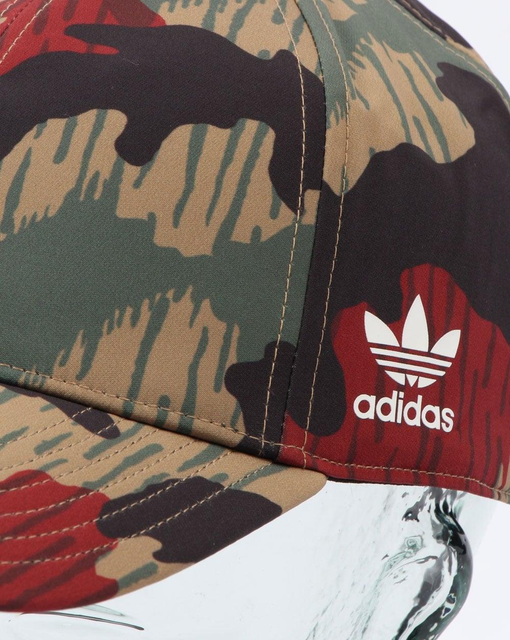 8ea44c7d80338 Adidas Originals Pw Hu Classic Cap Camo