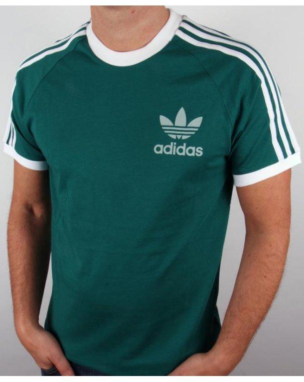 adidas originals trefoil t shirt retro classics