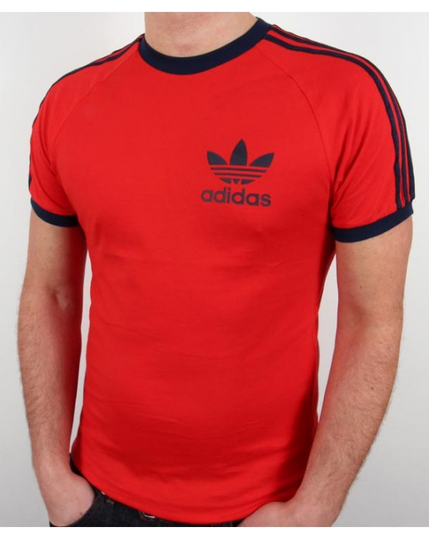 adidas originals trefoil t-shirt retro classic
