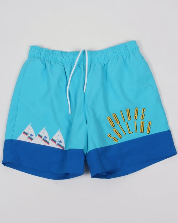 Adidas Originals Sailing Shorts Blue