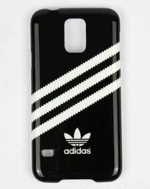 Adidas Originals Samsung Galaxy S5 Hard Case Black/White