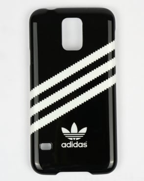 Adidas Originals Samsung Galaxy S5 Hard Case Black/White