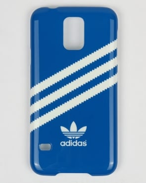 Adidas Originals Samsung Galaxy S5 Hard Case Bluebird Blue/White