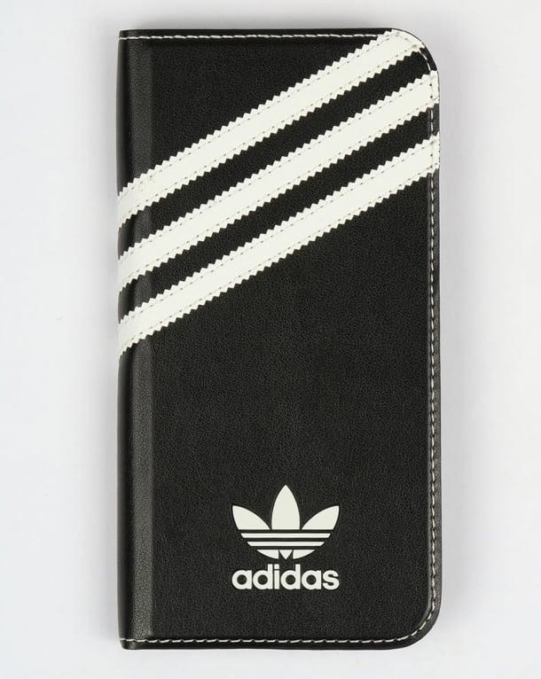 Adidas Originals Samsung Galaxy S6 Booklet Case Black/White