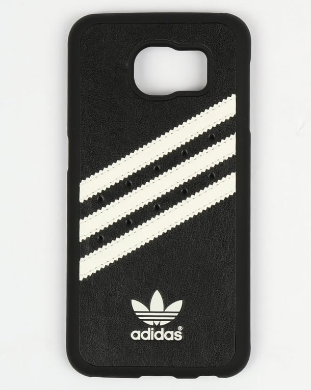 Adidas Originals Samsung Galaxy S6 Moulded Case Black/White