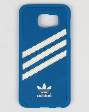 Adidas Originals Samsung Galaxy S6 Moulded Case Bluebird Blue/White