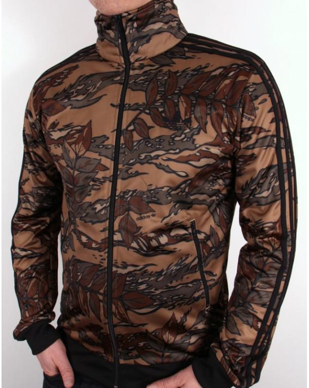 adidas firebird camouflage jacke. Black Bedroom Furniture Sets. Home Design Ideas