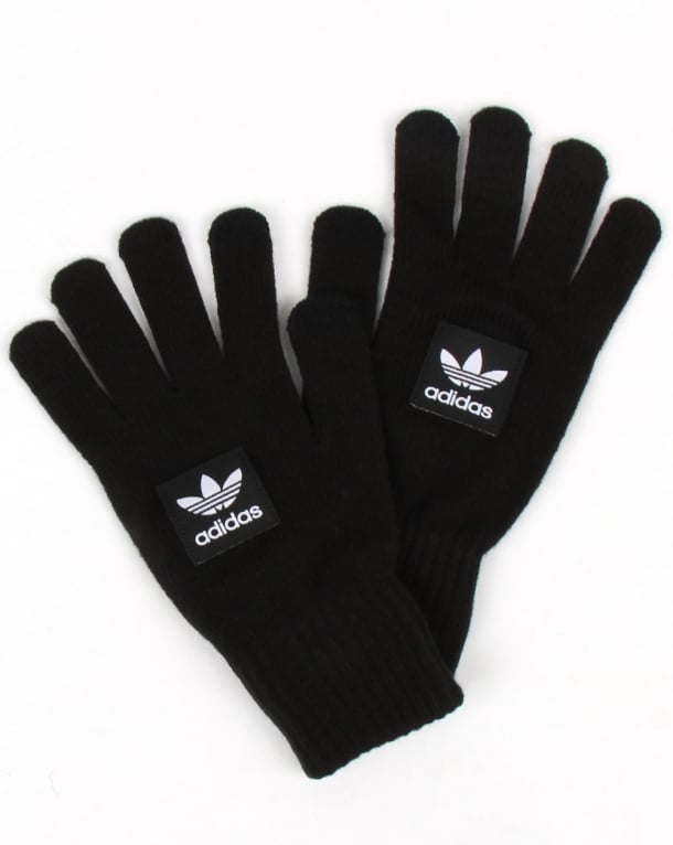 Adidas Originals Smart Phone Gloves Black