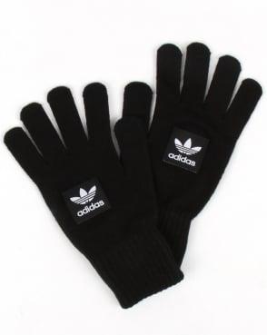 Adidas Originals Smart Phone Gloves Black