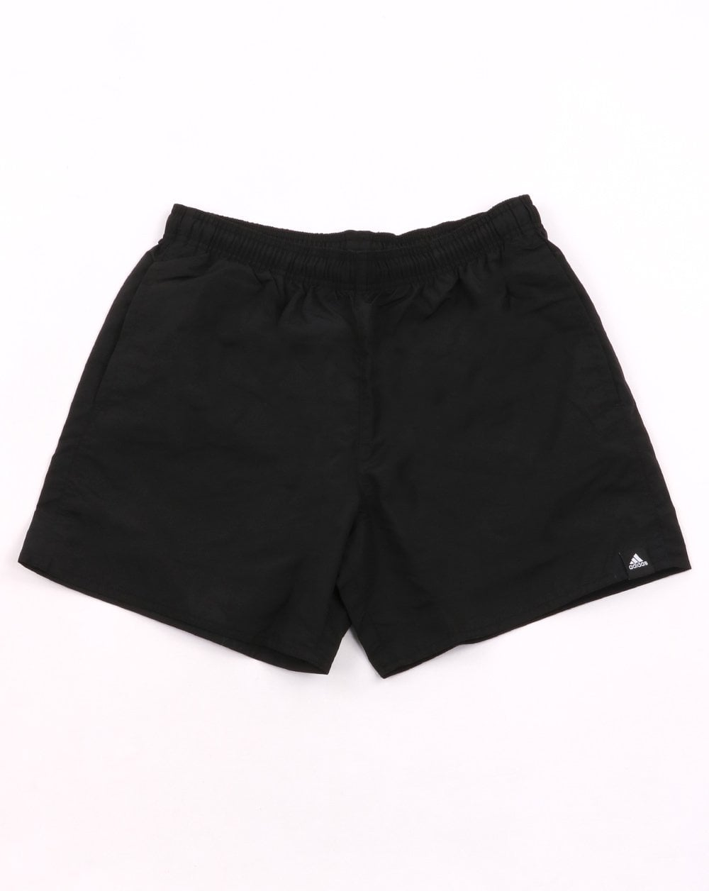da87b51518baf adidas Originals Adidas Originals Solid Swim Shorts Black