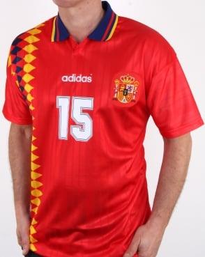 Adidas Originals Spain Jersey Red