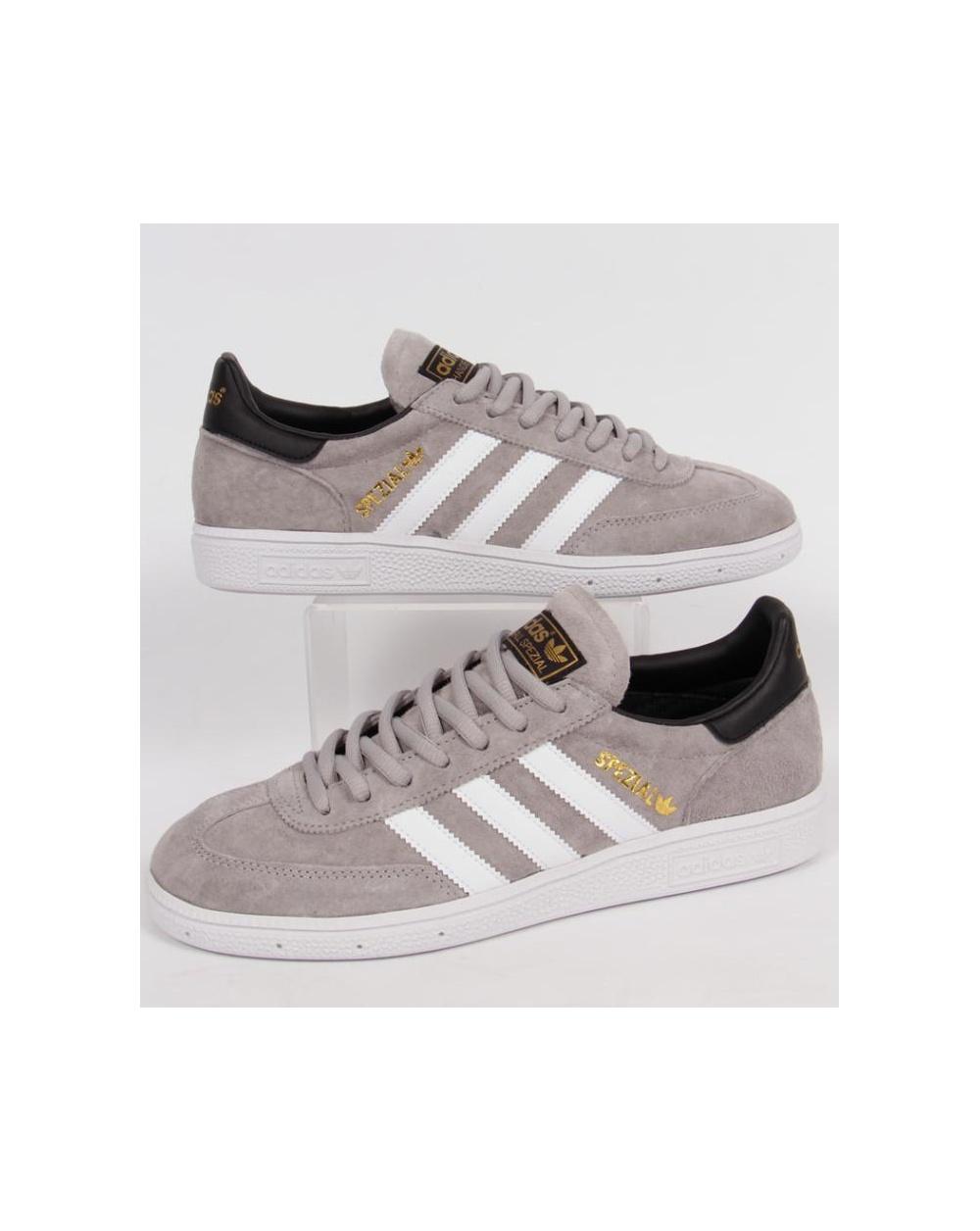 adidas originals spezial trainers grey