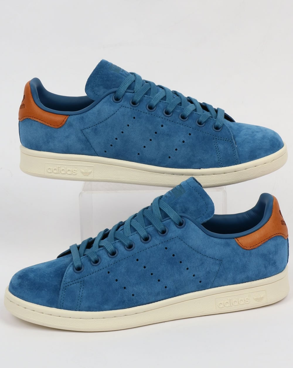 5e6d483e1b47 adidas Trainers Adidas Originals Stan Smith Trainers Core Blue