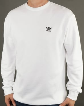 Adidas Originals Standard Sweatshirt White