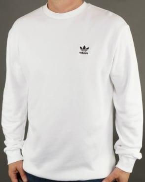 Adidas Originals Standard Sweatshirt White