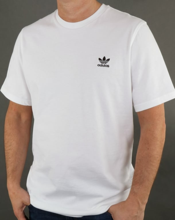 Adidas Originals Standard T Shirt White