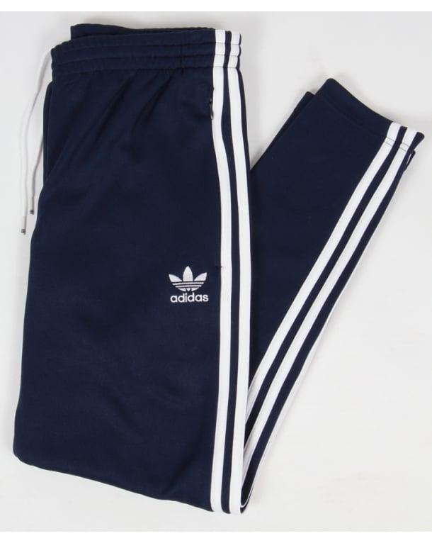 Adidas superstar open hem track