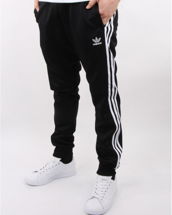 Adidas Originals Superstar Track Pants Black