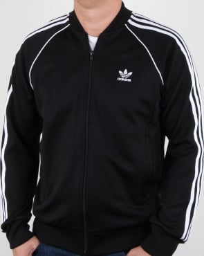 Adidas Originals Superstar Track Top Black