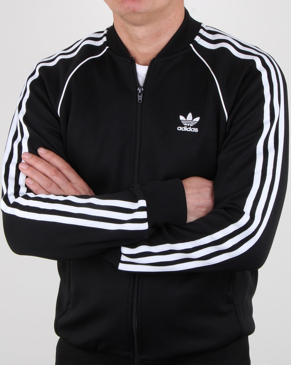 Adidas Originals Superstar Pista Top Nero mWDAl