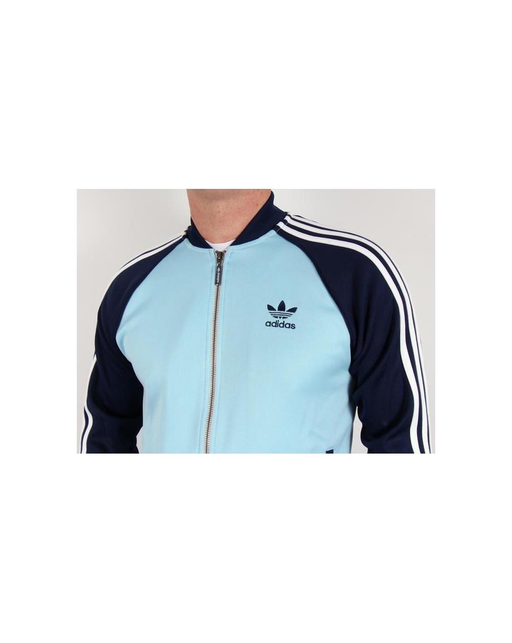 Adidas Originals Superstar Pista Superiore Arrossire Blu / Navy xSj4C7Ha