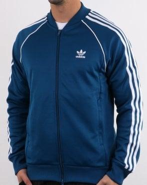77b089b4ab1e Adidas Originals Superstar Track Top Legend Marine