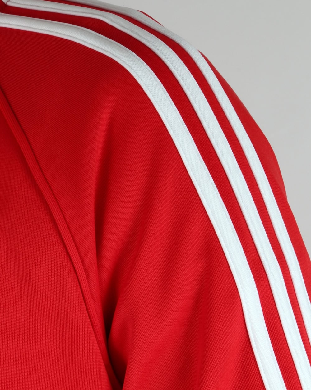 Adidas Chaqueta Para Hombre Súper Estrella Roja So42GLl
