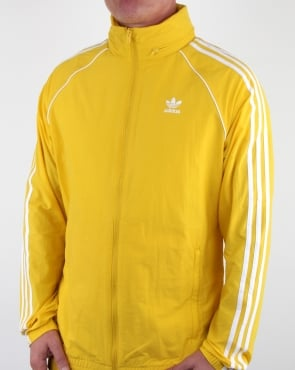 Adidas Originals Superstar Windbreaker Tribe Yellow