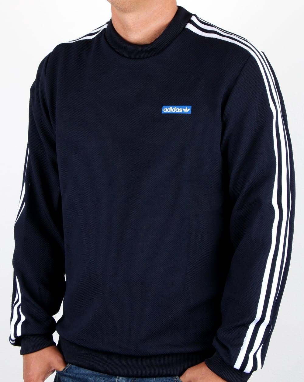 best sneakers cheap prices finest selection Adidas Originals Tennoji Sweat Legend Ink