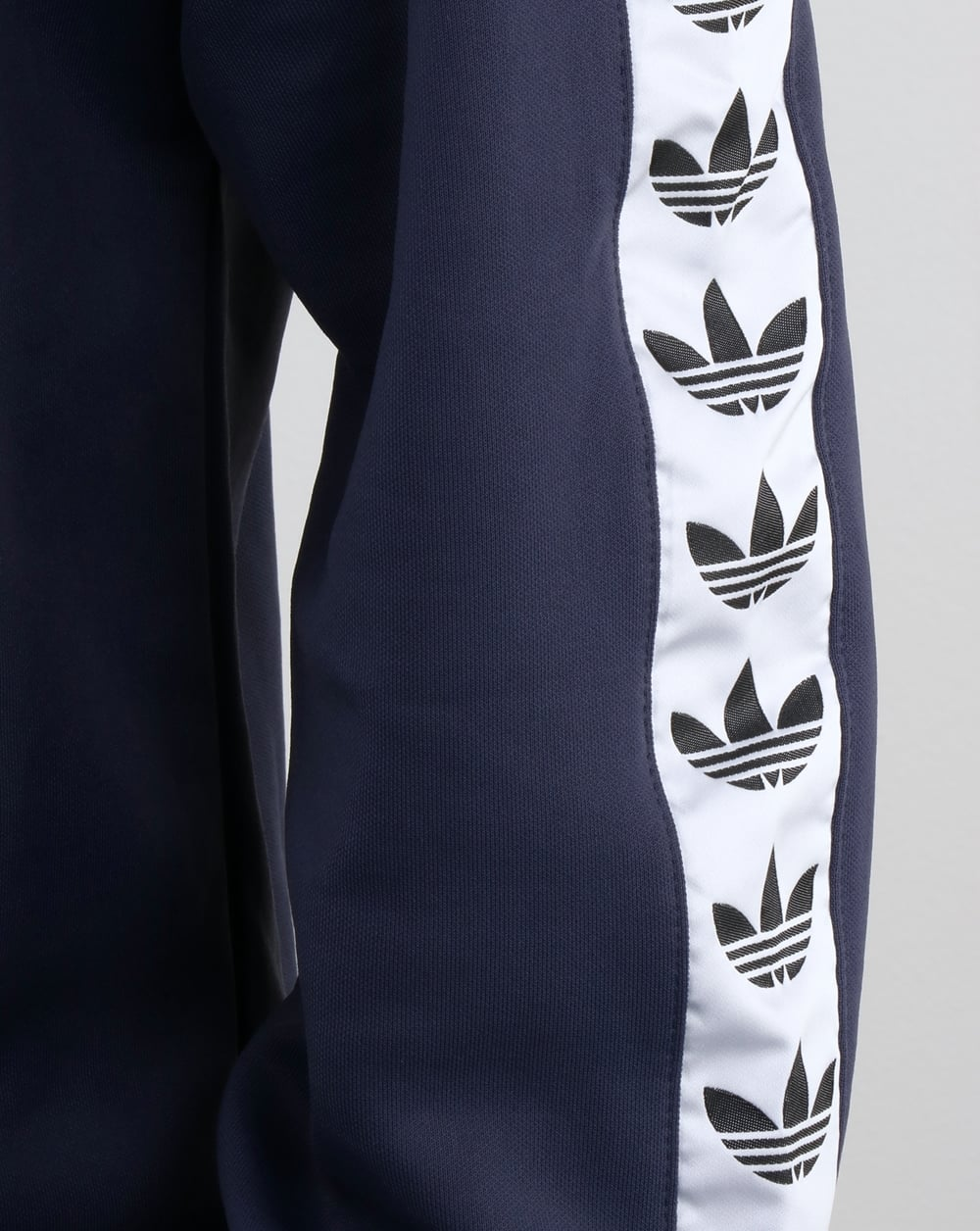 Adidas Originals Tnt Tape Hoody Trace Blue White Hooded