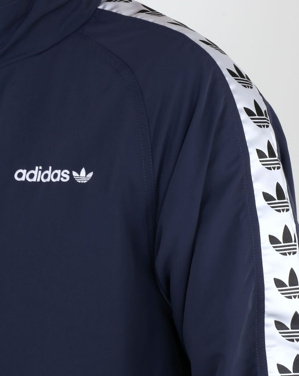 adidas Originals Jacket TNT Tape Windbreaker BlackWhite