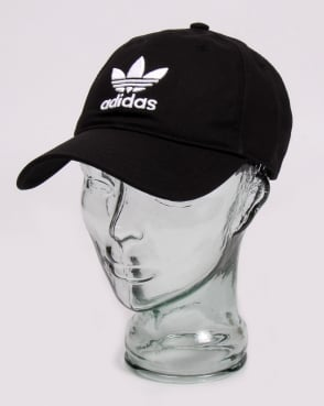 Adidas Originals Trefoil Baseball Cap Black