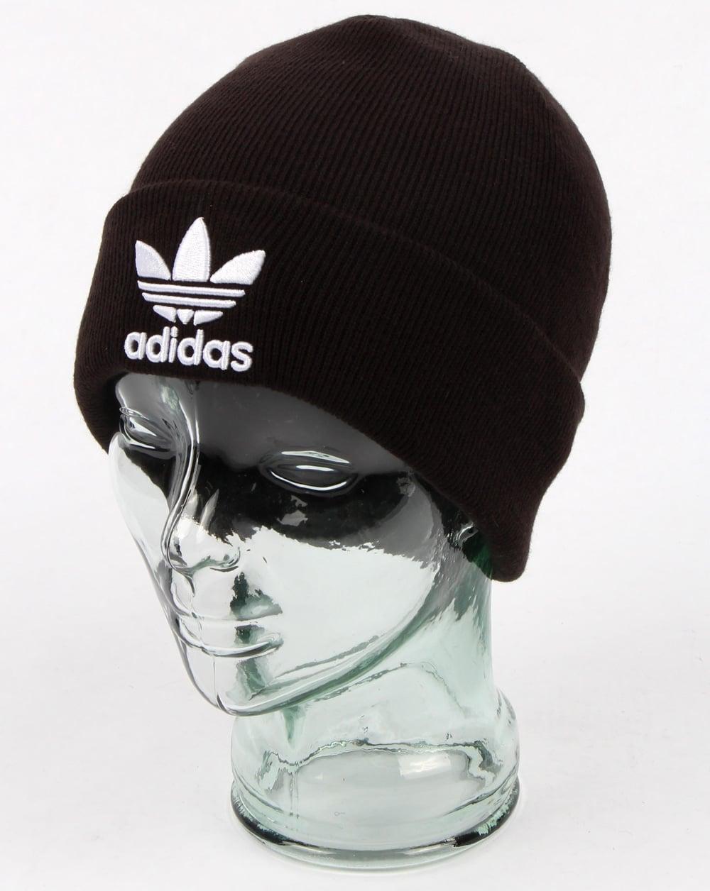 Adidas Originals Trefoil Beanie Black 26ad8969070