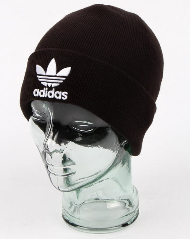 adidas Originals Mens Trefoil Beanie Hats
