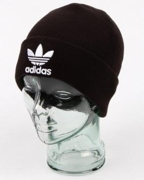 64913165954 Adidas Originals Trefoil Beanie Black
