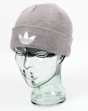 Adidas Originals Trefoil Beanie Grey