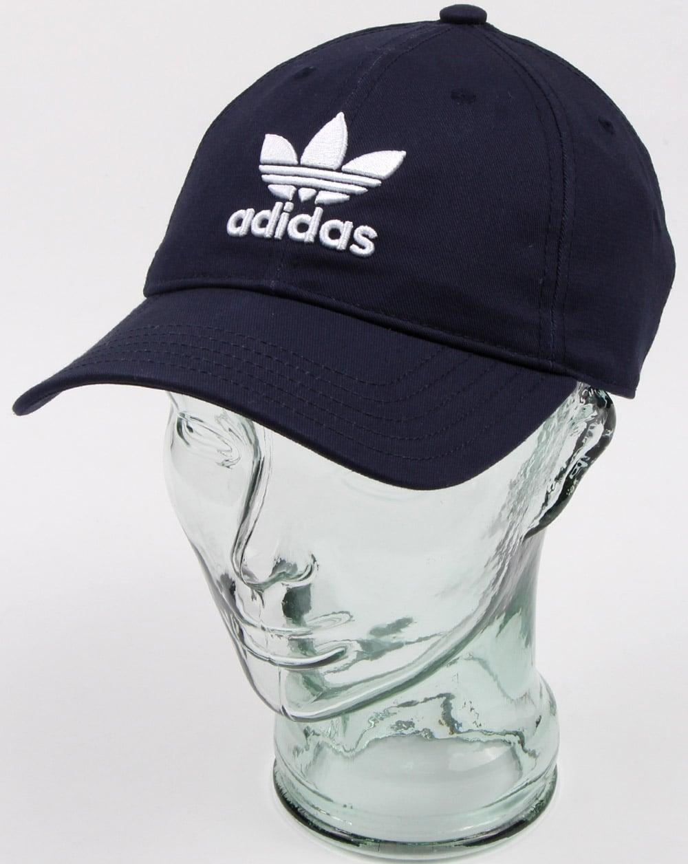 e5642c7d6e2 adidas Originals Adidas Originals Trefoil Cap Navy white