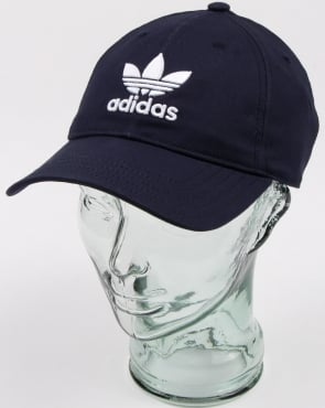 Adidas Originals Trefoil Cap Navy/white