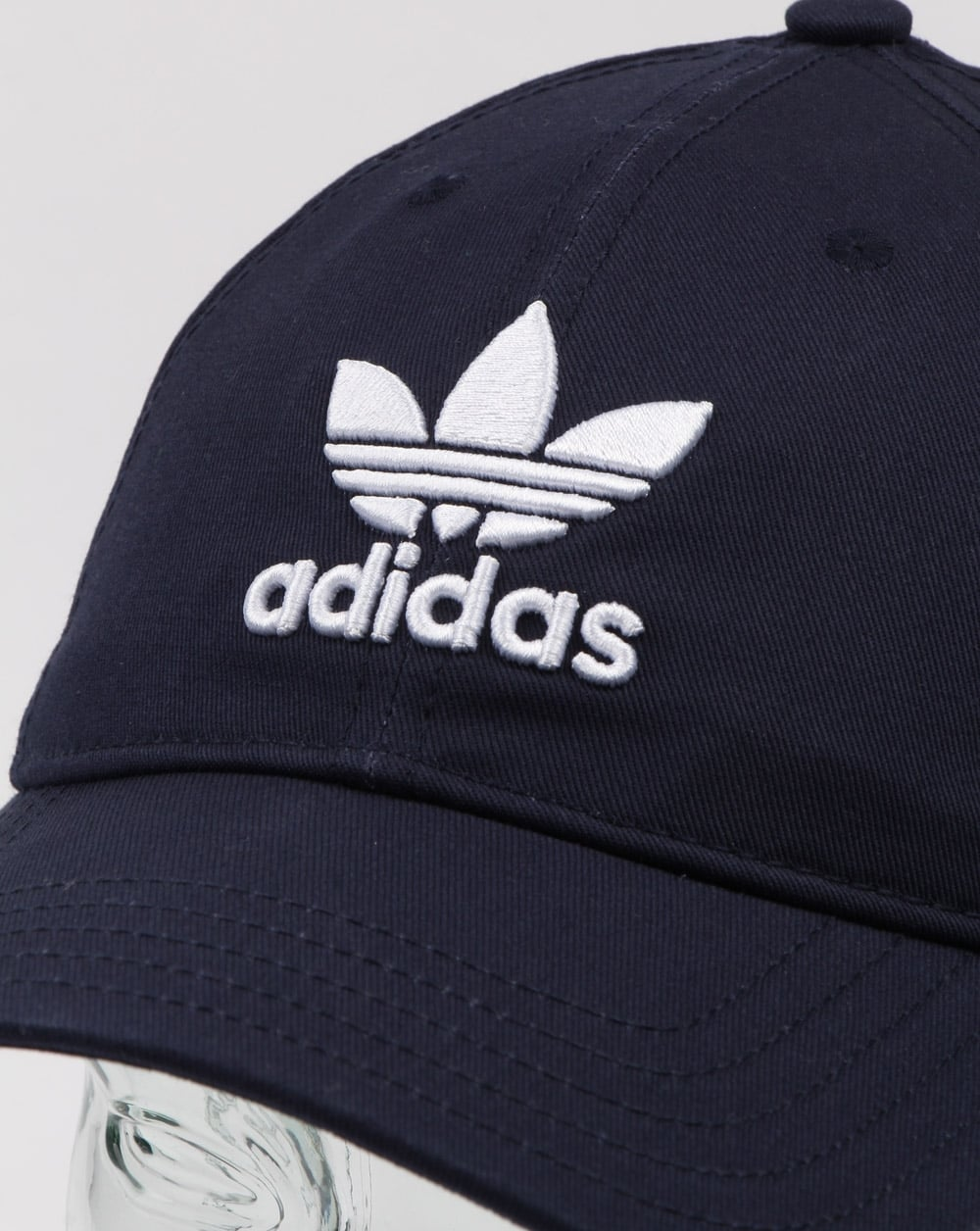 Adidas Originals Trefoil Cap Navy white 9dc33aaaed3e