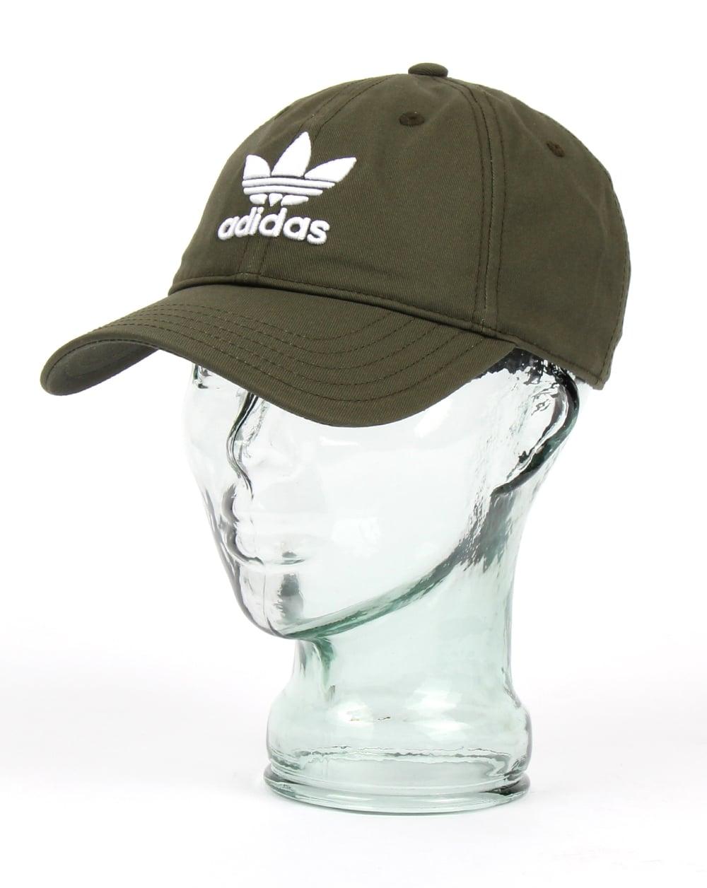 adidas Originals Adidas Originals Trefoil Cap Night Cargo 2c13b8d334c