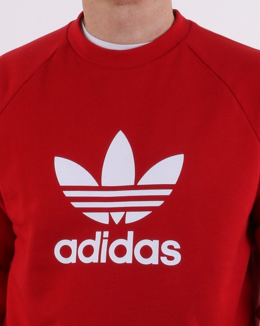 jumper sweatshirt adidas Originals Trefoil Crew Sweat in