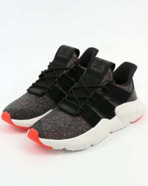 adidas Trainers Adidas Prophere Trainers Black/Black/Solar Red